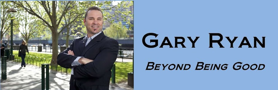 Gary Ryan - Beyond Being Good