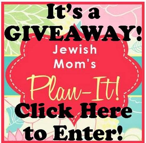It's a Jewish Mom's Plan-It! Giveaway!