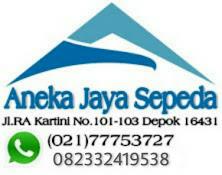 Aneka Jaya Sepeda Shop