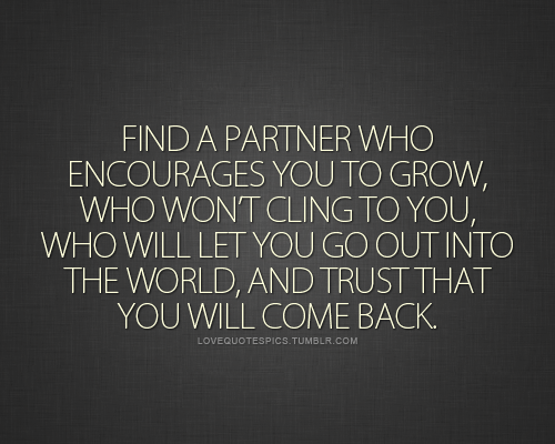 quotes about love and trust quotesgram