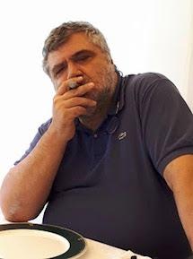 Una crisi di panico, Riccardo Lera
