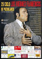 CARTEL 25º CICLO DE LOS VIERNES FLAMENCOS