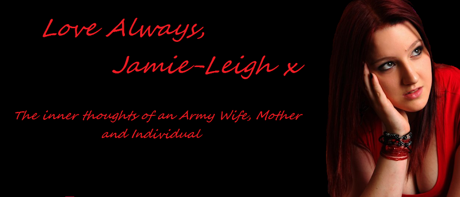 Love Always, Jamie-Leigh x