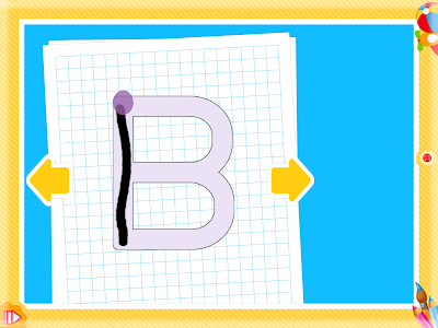 Appen childrens letter writing app