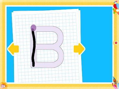 Appen childrens letter writing app