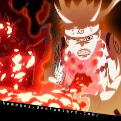 Naruto vs Roshi [NARUTO]