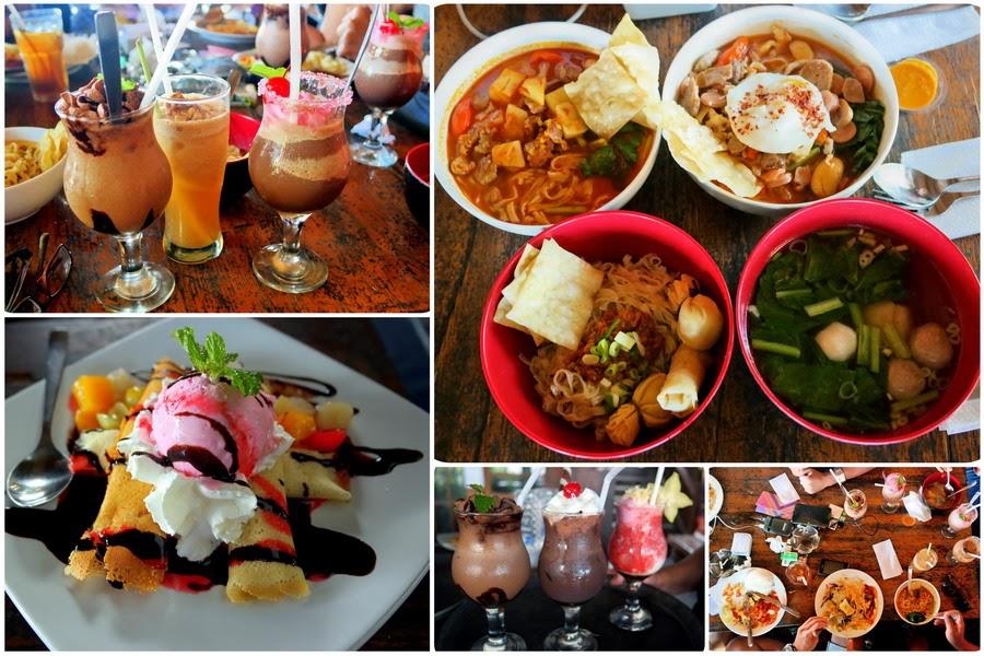 Menu Makanan Di Lisung Cafe Resto