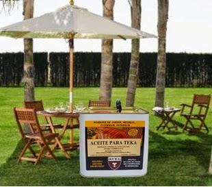 El blog de don mendo como cuidar muebles de jard n y for Muebles terraza teka