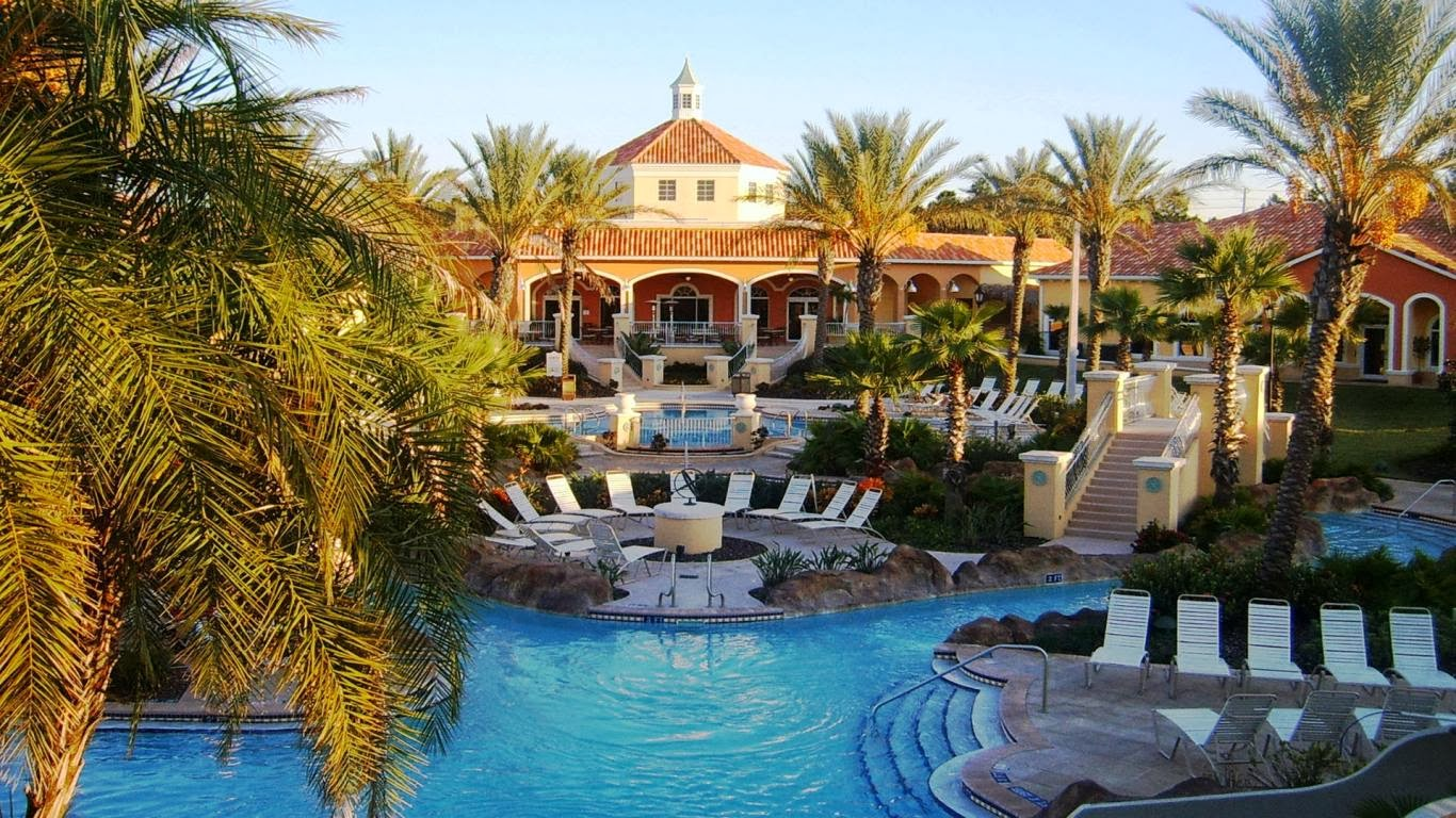 The sunshine florida place to visit united states for Prettiest places to visit in the us