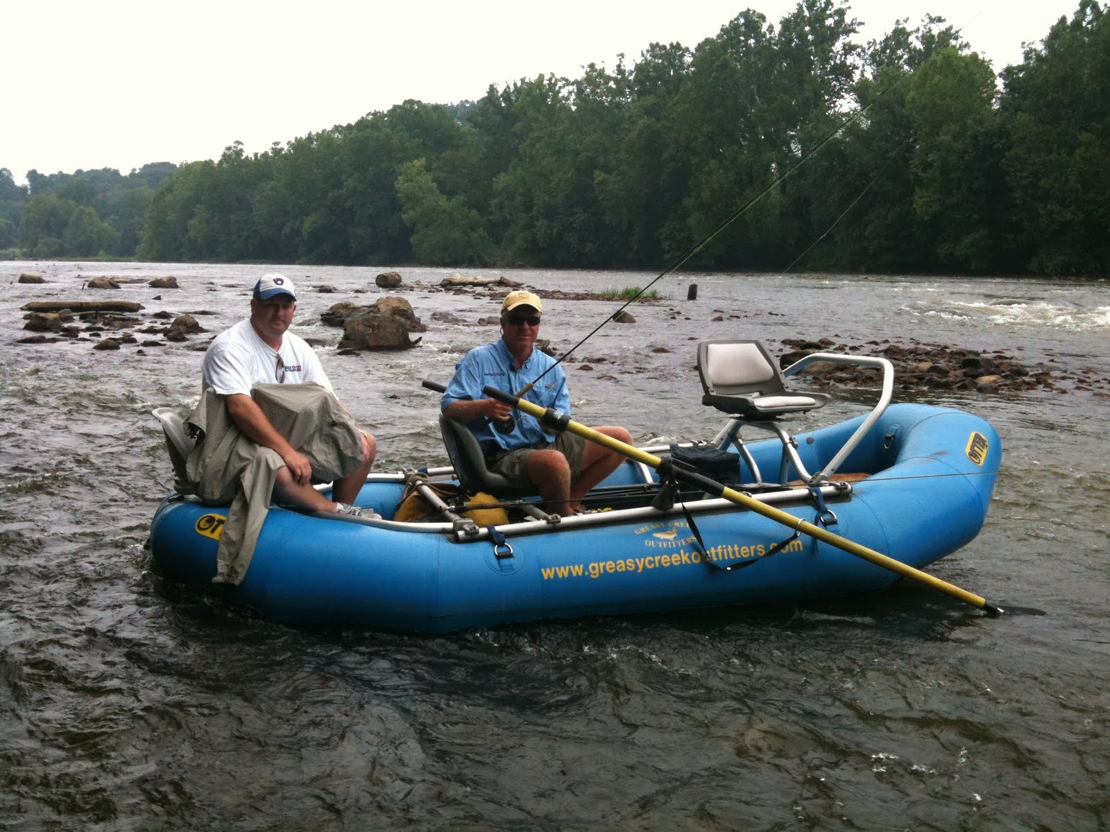 John carlin 39 s virginia fishing the new river with mike smith for Fishing in va