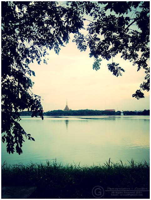Photograph Khonkaen Wat Nongwaeng