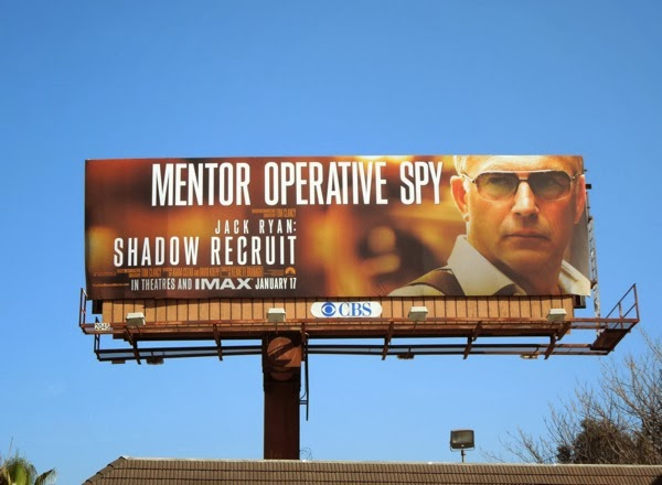 Jack Ryan Shadow Recruit billboard