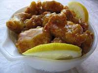 Weight Loss Recipes : Lemon Chicken