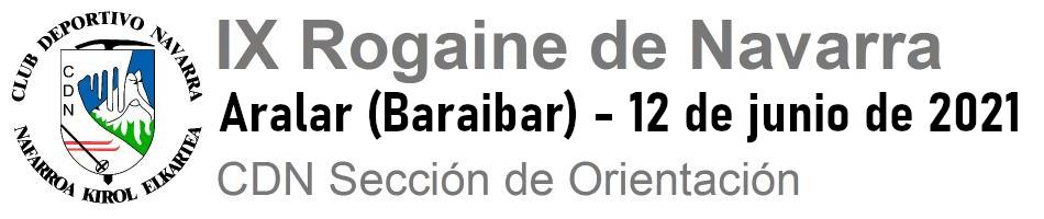 IX Rogaine de Navarra