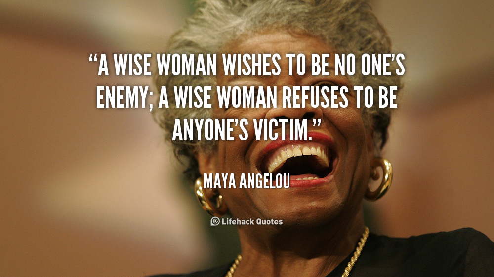 Maya Angelou Quotes About Women