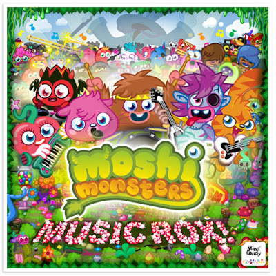 Moshi Monsters: Music Rox Zack BinSpin official HD trailer and track