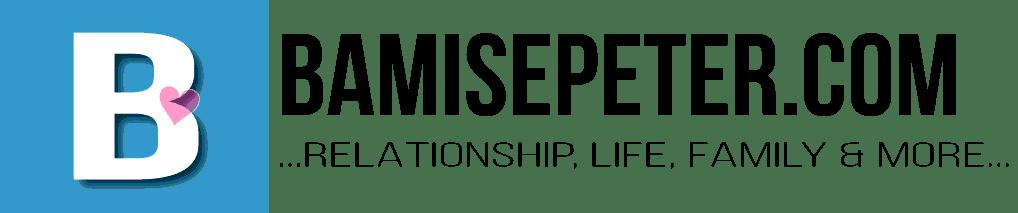 Bamisepeter's Blog