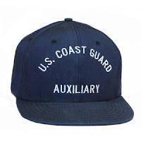 USCG Auxiliary Ball Cap