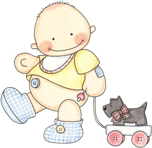 Imagenes de bebes para baby shower