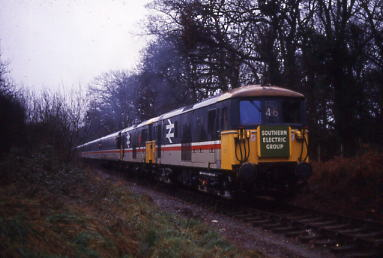 SEG Special at Oakdene Woods 1988
