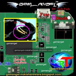 nokia c2 00 not charging solution tested diagram gsmfixer rh gsmfixer blogspot com