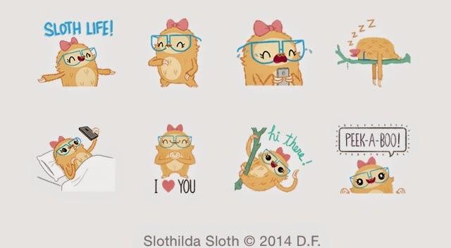 Slothilda Sloth