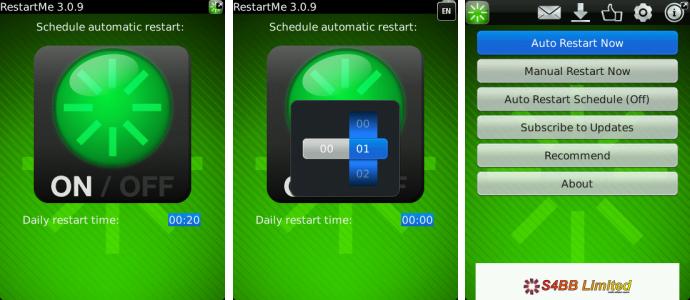 Restart Blackberry Tanpa Harus Cabut Baterai BB