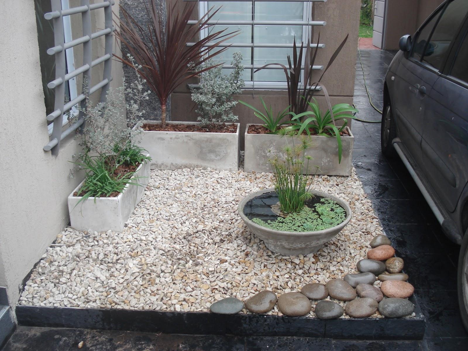 Reverdir jardineria y paisajismo estanque en maceta for Jardineria y paisajismo