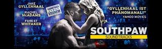 southpaw soundtracks-son sans muzikleri
