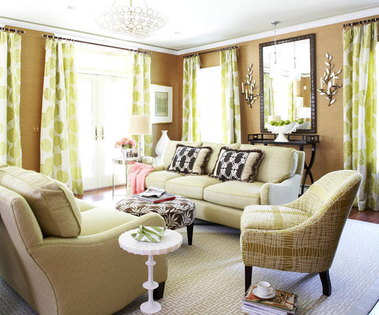 Cozy family rooms living rooms for Cozy family room designs