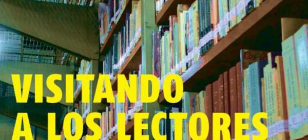 """Primeras sesiones del año en el ciclo """"Visitando a los lectores"""" con poesía mexicana"""