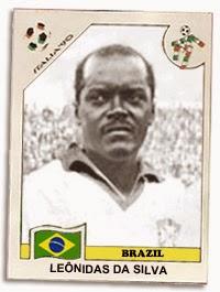 Leonidas Da Silva el Diamante Negro