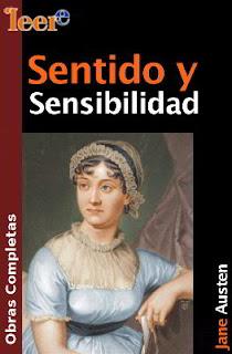 Portada del libro Sentido y sensibilidad para descargar en pdf