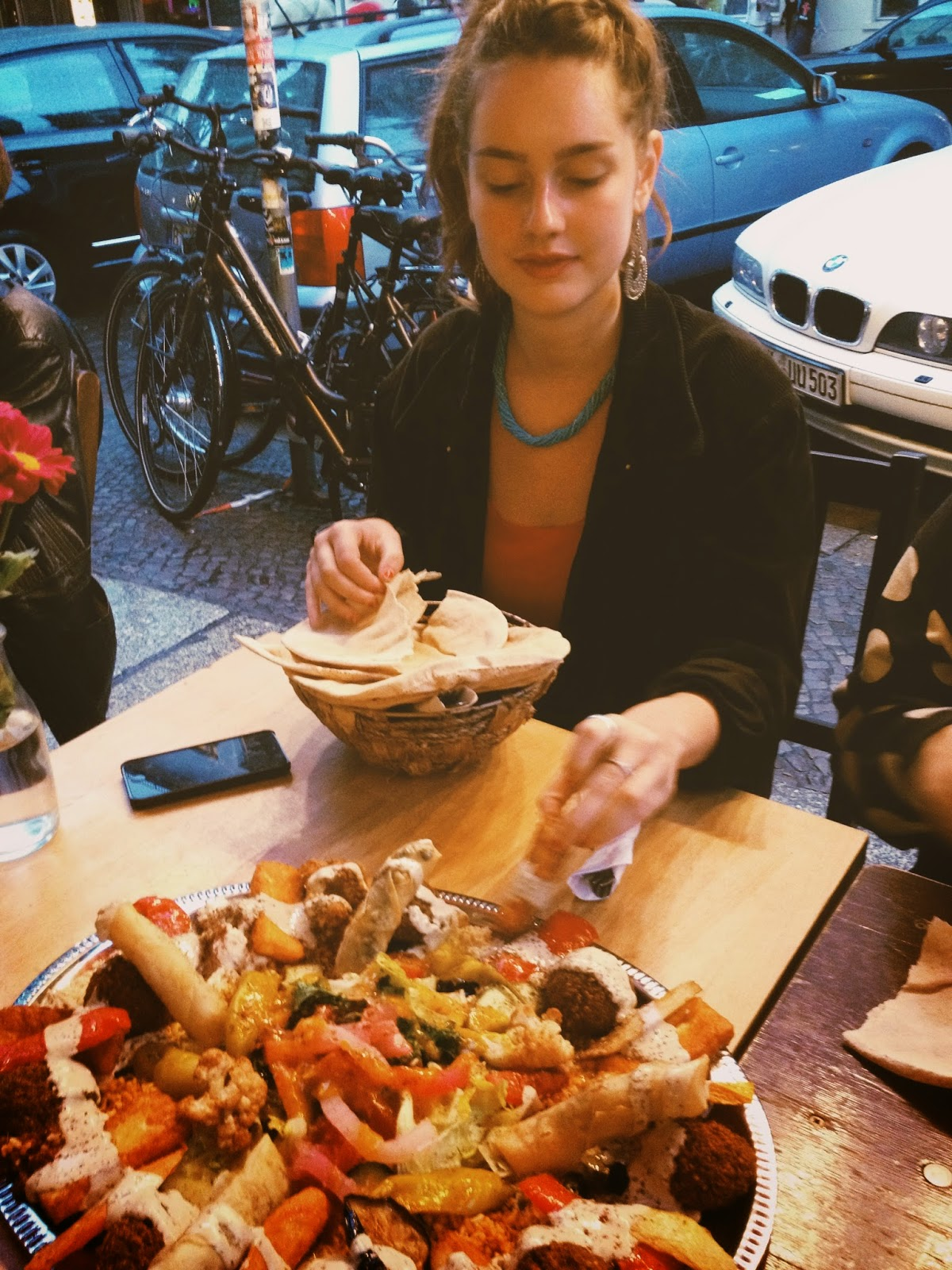 It 39 s brogues berlin guide for Ali baba fine lebanese cuisine