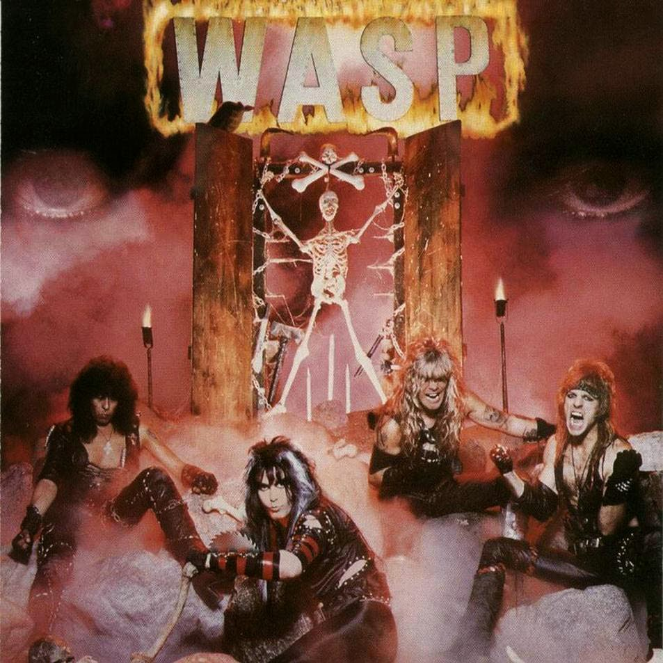 MetalArt: W.A.S.P. - W.A.S.P. (Remastered ...
