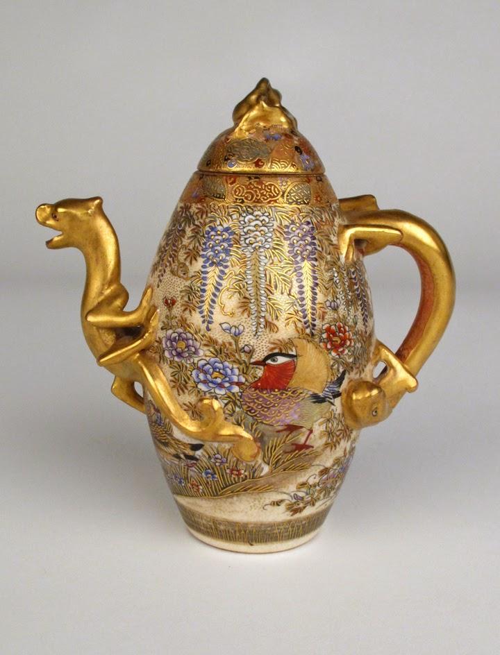 Bowers Museum The Bowers Blog Satsuma Japanese Ceramics