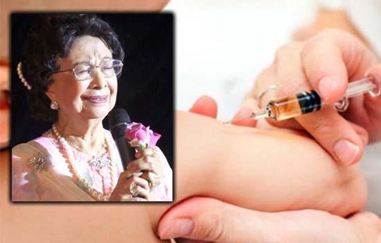 Tun Dr Siti Hasmah kecewa ibu bapa tolak pemberian vaksin kepada anak-anak
