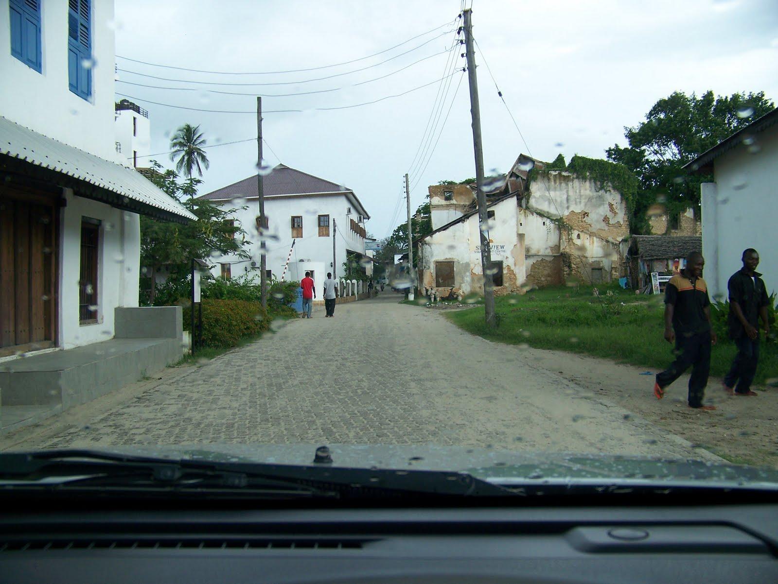Bagamoyo Tanzania  city photo : KAZI YAKO NI JINA LAKO: BAGAMOYO TANZANIA.