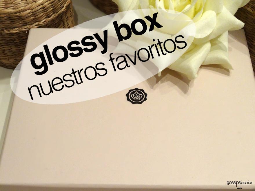 nuestros favoritos glossy box glossybox