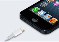 lightning connector apple iPhone 5