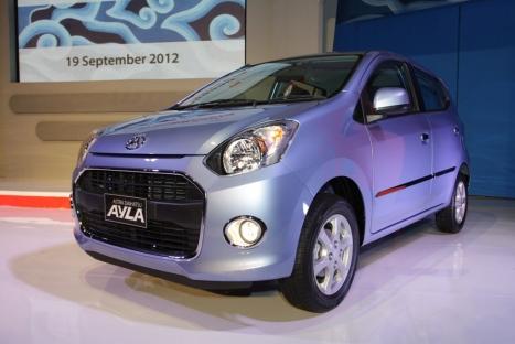 Review Mobil Astra Daihatsu Ayla