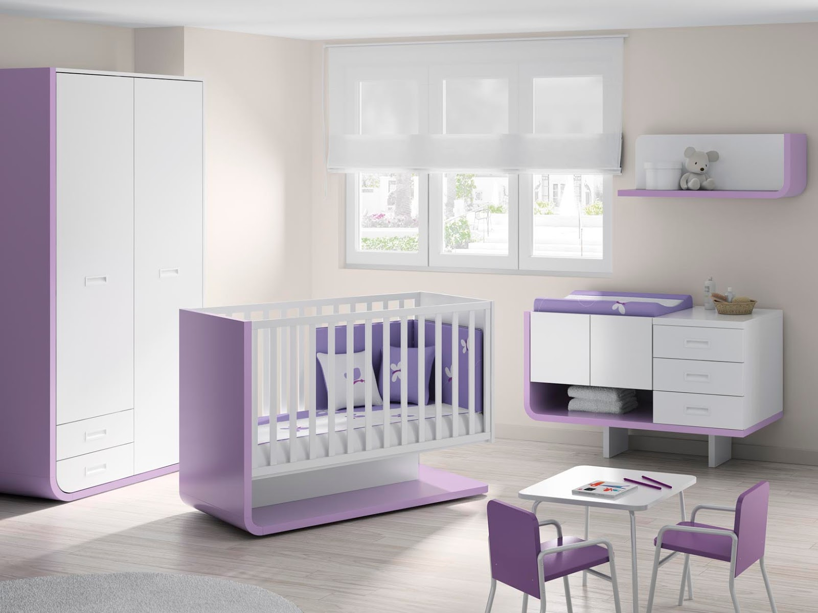 Kind und jugend 2013 linea aire for Muebles infantiles ros