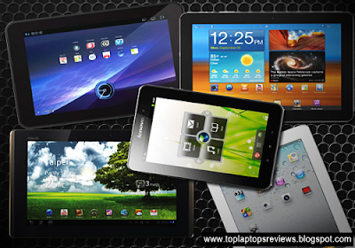 top tablets 2013