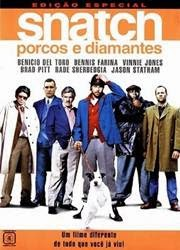 Filme Snatch Porcos E Diamantes