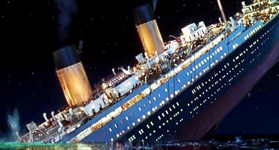 Titanic - Incêndio Fatal Torrent