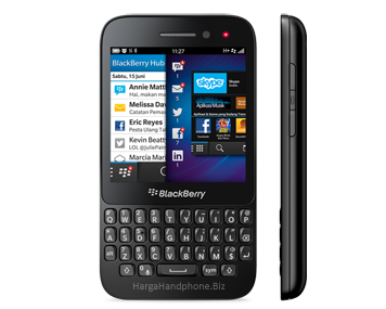 Gambar BlackBerry Q5