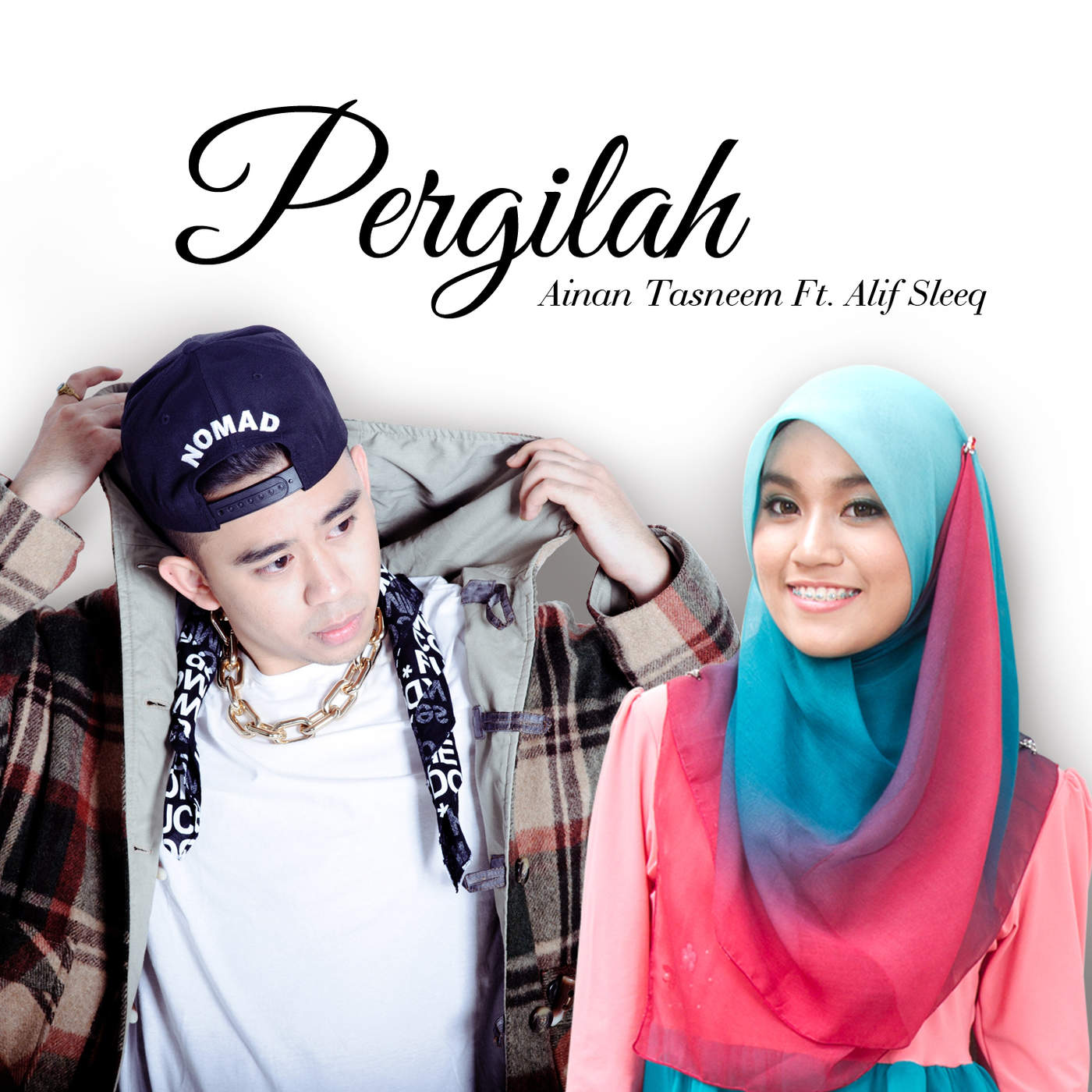 Ainan Tasneem - Pergilah (feat. Alif Sleeq) on iTunes