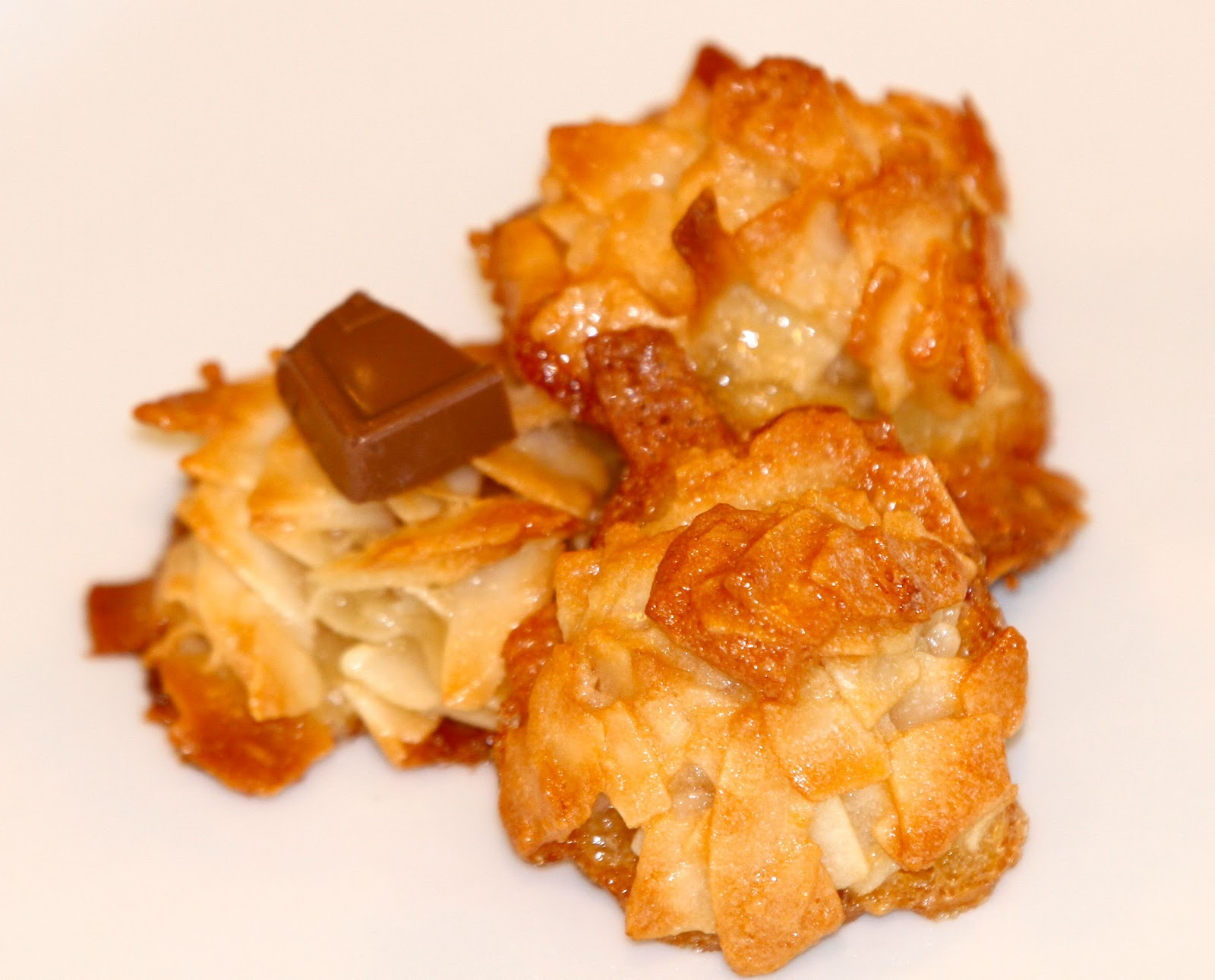 The Food Natwork: Cuckoo for Coconut Macaroons