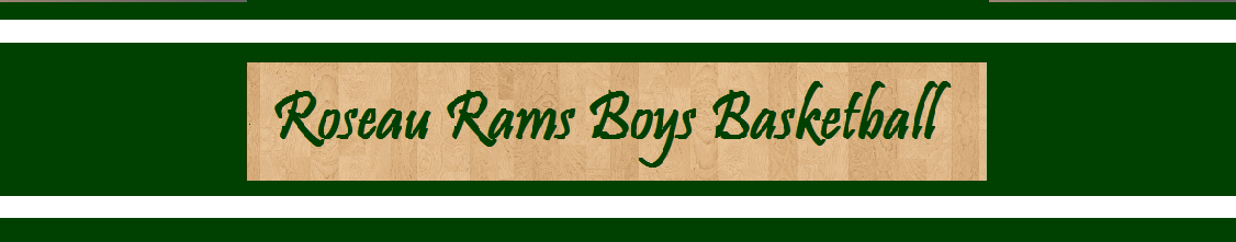Roseau Rams Boys Basketball
