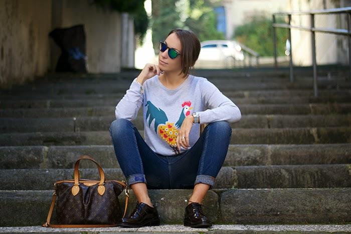 jeans reversibili
